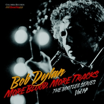 THE BOOTLEG SERIES VOL.14 : MORE BLOOD, MORE TRACKS