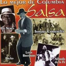 SALSA: LO MEJOR DE COLUMBIA