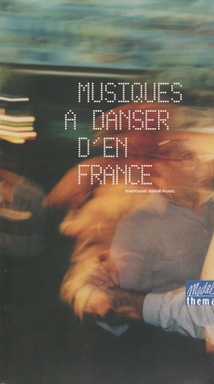 MUSIQUES À DANSER D'EN FRANCE