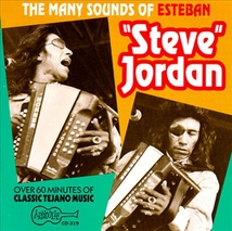 "THE MANY SOUNDS OF ESTEBAN ""STEVE"" JORDAN"