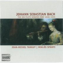 6 SONATE FLÛTE (BWV 1030-1035)