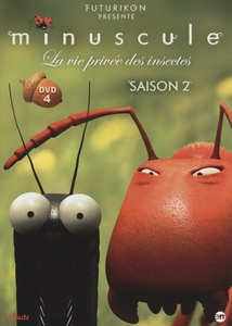 MINUSCULE - LA VIE PRIVÉE DES INSECTES - 2/4