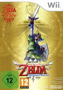 ZELDA SKYWARD - Wii