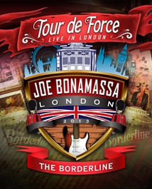 TOUR DE FORCE - THE BORDERLINE