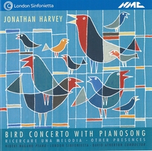 BIRD CONCERTO WITH PIANOSONG