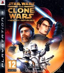 STAR WARS THE CLONE WARS : LES HEROS DE LA REPUBLIQUE - PS3