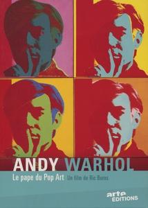 ANDY WARHOL, LE PAPE DU POP ART