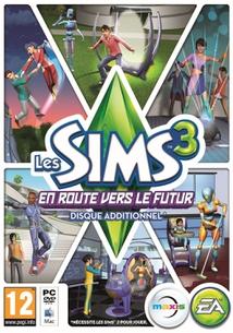 SIMS 3 - RETOUR VERS LE FUTUR