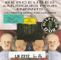 BERCEUSES ET MUSIQUES POUR ENFANTS