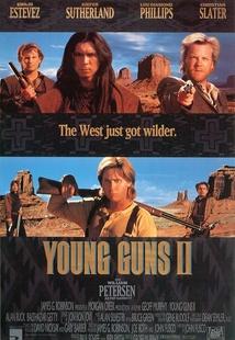 YOUNG GUNS - 2 - BLAZE OF GLORY