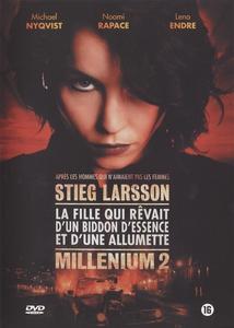 MILLENIUM - 2: LA FILLE QUI RÊVAIT D'UN BIDON D'ESSENCE ET..