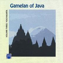 GAMELAN OF JAVA VOL.3: YOGYAKARTA