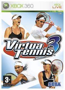 VIRTUA TENNIS 3 - XBOX360