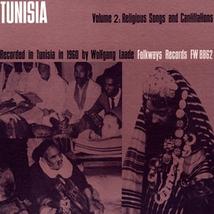 TUNISIA, VOL. 2: RELIGIOUS SONGS & CANTILLATIONS