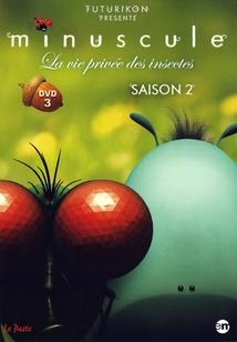 MINUSCULE - LA VIE PRIVÉE DES INSECTES - 2/3