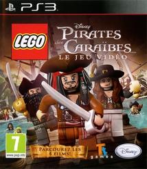 LEGO PIRATES DES CARAIBES : LE JEU VIDEO - PS3