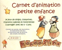 CARNET D'ANIMATION PETITE ENFANCE