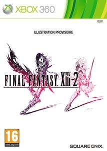 FINAL FANTASY XIII-2 - XBOX360