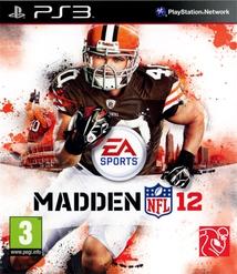 MADDEN NFL 12 - PS3