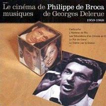 LE CINÉMA DE PHILIPPE DE BROCA 1959-1968