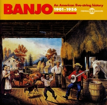 BANJO. AN AMERICAN FIVE-STRING HISTORY 1901-1956