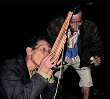 MUSIC OF SOUTHERN AND NORTHERN LAOS
