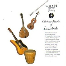 CILOKAQ MUSIC OF LOMBOK