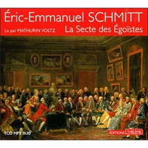 LA SECTE DES ÉGOÏSTES (CD-MP3)