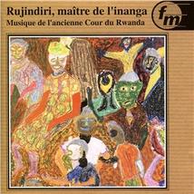 RUJINDIRI, MAITRE DE L'INANGA: MUS. DE L'ANCIENNE COUR RWAN.