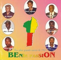BÉNIN PASSION: LES PLUS GRANDS SUCCÈS DE 1965