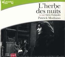 L'HERBE DES NUITS (CD-MP3)