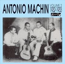 ANTONIO MACHIN VOL. 2: 1932-1933