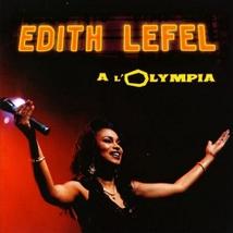 EDITH LEFEL A L'OLYMPIA