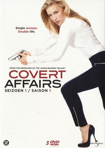 COVERT AFFAIRS - 1