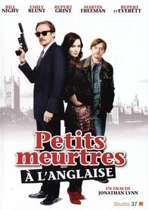 PETITS MEURTRES À L'ANGLAISE
