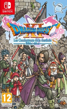 DRAGON QUEST XI S - EDITION ULTIME
