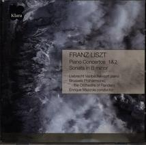 CONCERTO PIANO 1,2 / SONATE SI
