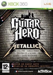 GUITAR HERO III : METALLICA (+ GUITARE) - XBOX360