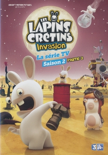 LES LAPINS CRÉTINS : INVASION - 2/2