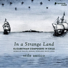 IN A STRANGE LAND ELIZABETHAN COMPOSERS IN EXILE