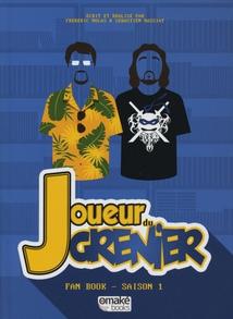 JOUEUR DU GRENIER - FAN BOOK SAISON 1
