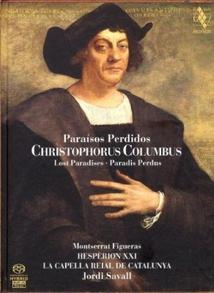 CHRISTOPHORUS COLUMBUS, PARAISOS PERDIDOS