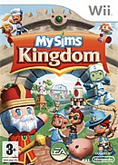 MY SIMS KINGDOM - Wii