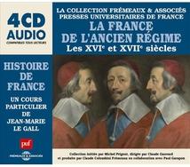 LA HISTOIRE DE FRANCE - FRANCE DE L'ANCIEN REGIME