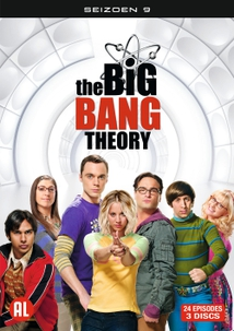 THE BIG BANG THEORY - 9