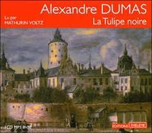 LA TULIPE NOIRE (CD-MP3)