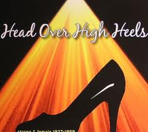 HEAD OVER HIGH HEELS (STRONG & FEMALE 1927-1959)