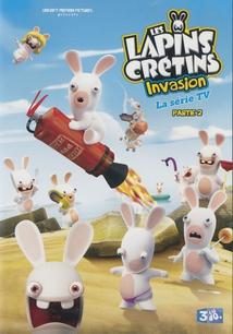 LES LAPINS CRÉTINS : INVASION - 1/2