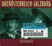 OBERÖSTERREICH-SALZBURG: VOLKSMUSIK, RARE SCHELLACKS 1910-49