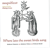 WHERE LATE THE SWEET BIRDS SANG (PARSONS/ BYRD/ WHITE)